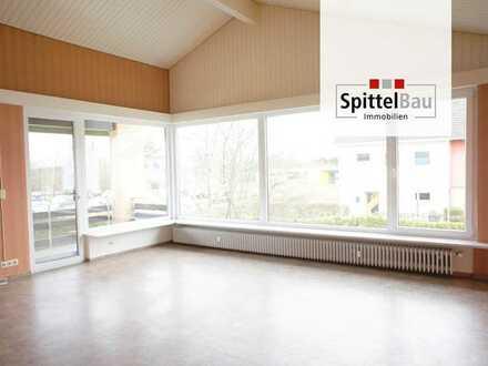 Schöne und zentrumsnahe 5-Zimmerwohnung mit Balkon in Schramberg-Sulgen zu vermieten!