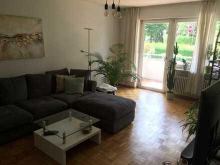 Schöne EG-Wohnung mit EBK im grünen Solln