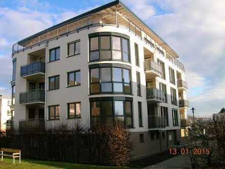 Wohnen am Schloßpark Butzbach - 3-Zimmer-Wohnung mit Balkon und Einbauküche