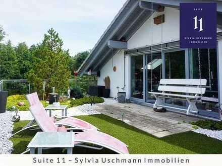 """""""Wohnen & Arbeiten"""" neu interpretiert: EFH mit Gewerbeflächen und Lagerhalle"""