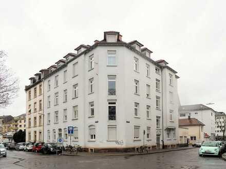 3-Zimmer-Dachgeschosswohnung in Mühlburg