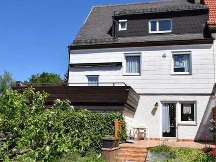 Gepflegte Doppelhaushälfte in Dörflas, Marktredwitz