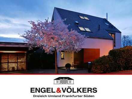 ENGEL & VÖLKERS Ihr Traumhaus vor den Toren Frankfurts!