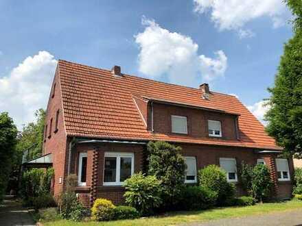 Modernisiertes Doppelhaus - 3-4 Wohnungen möglich