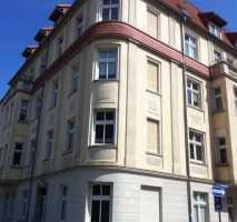 Gepflegte 2-Zimmer-Dachgeschosswohnung mit EBK in Wittenberge bei Hamburg