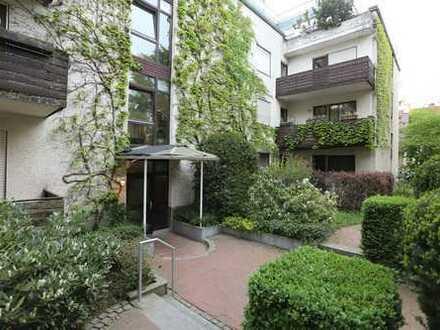 Großzügige 3.5 Zimmer Wohnung in herrlich ruhiger Lage in Milbertshofen