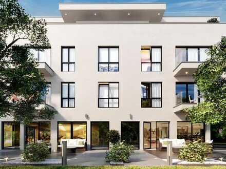 Destination Zuhause - Exklusive 2-Zimmer-Wohnung mit Balkon im Dortmunder Süden