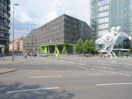 RICH - Archiv- /Lagerflächen im X-House am Heidelberger Hauptbahnhof - provisionsfrei