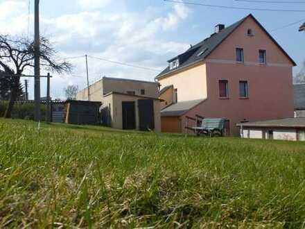 Großes Haus für große Familie in Zwönitz!