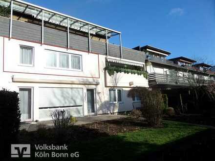 Bonn-Buschdorf - Gepflegtes 1-Zimmer Appartement mit PKW-Stellplatz für Kapitalanleger