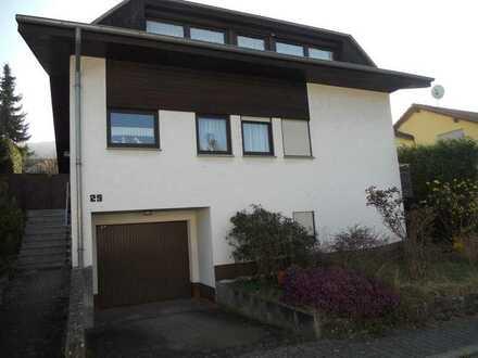 Gepflegte Doppelhaushälfte in ruhiger Wohnlage von Seeheim