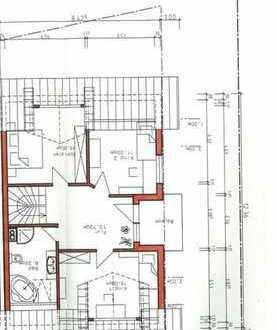5 Zimmer Maisonette Wohnung mit 2 Balkonen