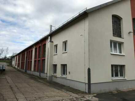 Lager-bzw. Industriehalle in Oschatz