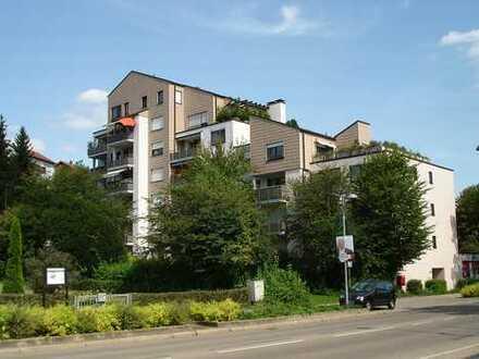 Vermietete 3-Zimmer-Wohnung in zentraler Lage von Altbach.