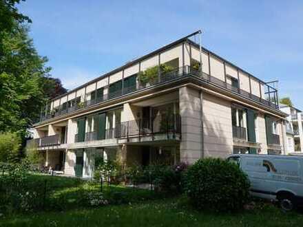 +++ NEU am Markt: 3 ZKB im Beethovenviertel mit knapp 99 m² Wfl., 10 m² Loggia und TG-Stellplatz+++