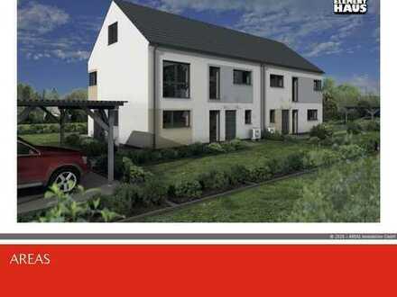 AREAS: Bauprojekt für massive Doppelhaushälfte in Toplage!