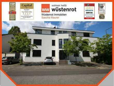 Mit 3D: NEUWERTIG + + + Exklusive Erdgeschoss-Maisonette Wohnung + + + TOP-LAGE von Köln-Weiden