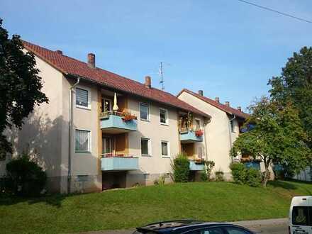 IDEAL geschnittene 3-Zimmer-Wohnung | 65 m² | Wannenbad | WBS erforderlich | Rödental
