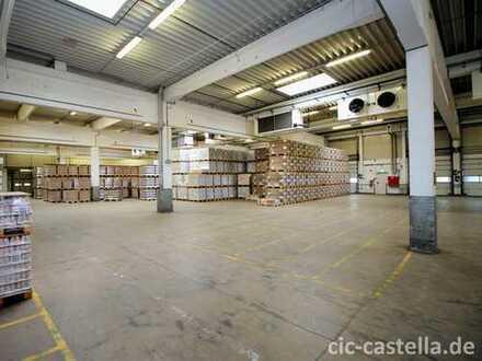 Hallen mit LKW-/Transporterrampen | Parkplätze vorhanden | Top Infrastruktur