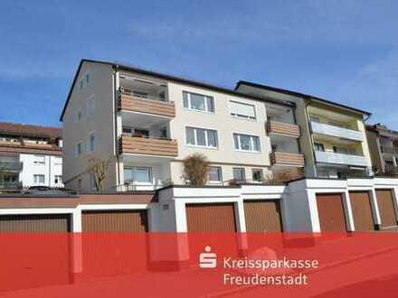 3-Zimmer-Wohnung mit Terrasse in Freudenstadt