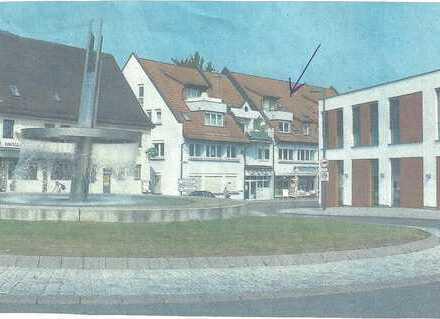 Nagold 2-Zimmer-Maisonette-Wohnung Stadtmitte