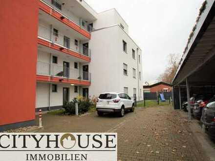 CITYHOUSE: Neuwertige EG Komfort-Wohnung, hochwertige Ausstattung mit Terrasse/Garten und Stellplatz