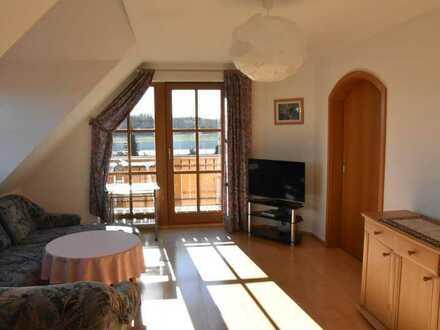 Ab 24.07.: Möblierte 2-Zimmer-Wohnung für 5 bis 18 Monate in Maisach. Sehr hell, 72 m². Für 1-2 Pers