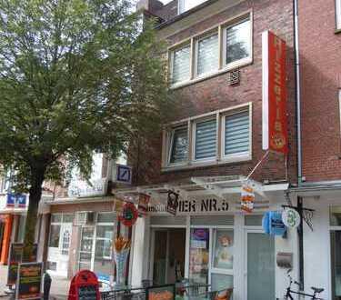 Wohn- und Geschäftshaus, gute Rendite, Topp-Lage - Emden-Innenstadt