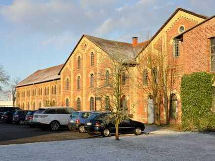 Auf der Suche nach dem Besonderen? Schöne Büroräume im historischen Industrieloft