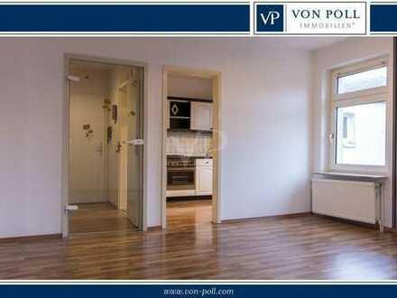 Helle 2-Zimmer Wohnung in Zentrumsnähe von Aurich
