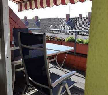 Traumhaft schöne 4-Zi-Dachgeschosswohnung