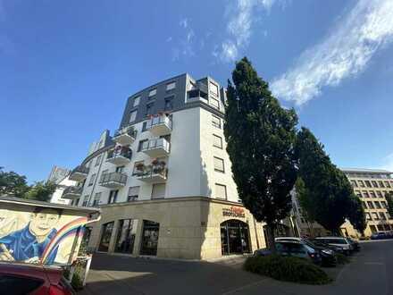 Attraktive 3-Zimmer-Wohnung mit eigenem Stellplatz im Dorotheenhof Leipzig
