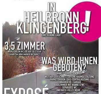 Traumhafte Terrassenwohnung in HN-Klingenberg