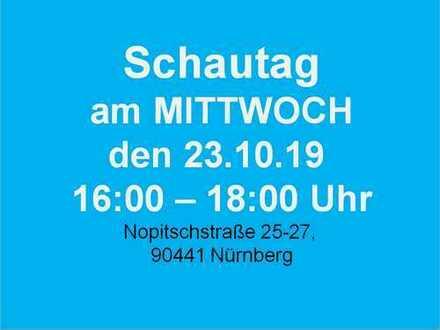 Wohnen 60 plus - 3-Zimmer-Senioren-Servicewohnung in Nürnberg - Villa Nopitschpark