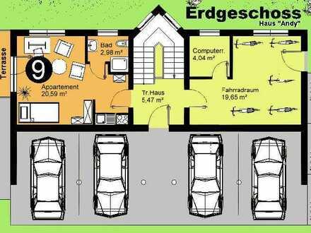 Wohnung für Studenten in Morsbach