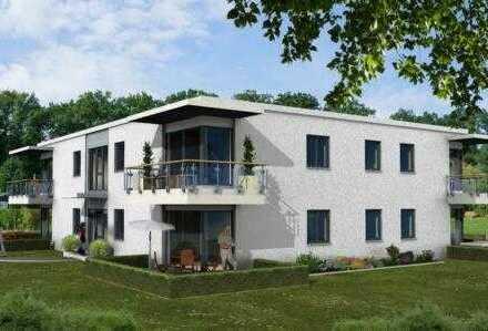 ERSTBEZUG! Traumhafte 2-Zimmer-Wohnung mit Einbauküche, Eckbalkon und Fahrstuhl in Seenähe