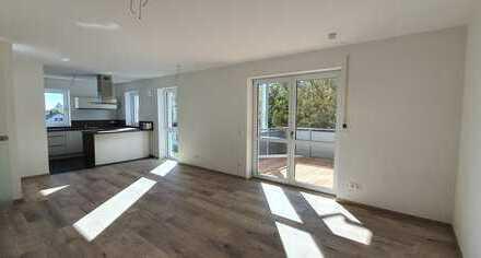...große 4-Zimmer-Wohnung mit EBK und 12m² überdachtem Balkon ...