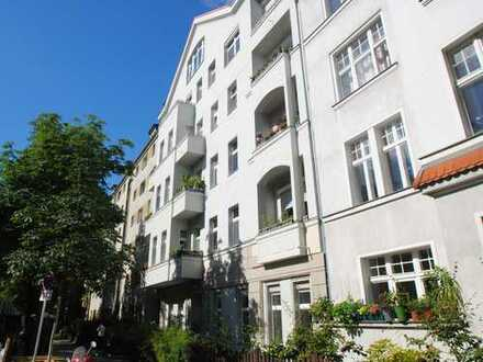 Großzügiges Wohnen in ruhiger Lage am Park nahe Schloß Charlottenburg u. Spree - Aufzug & Stellplatz