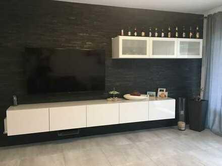 Vollständig renovierte 3-Zimmer-EG-Wohnung mit Balkon und Einbauküche in Kippenheim
