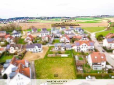 Bauträger aufgepasst: Großes Baugrundstück in Adelsried