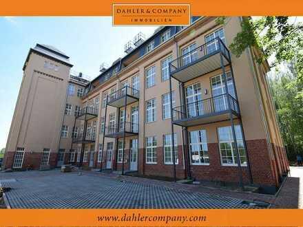 Loft-Maisonette in historischer Knopffabrik in Chemnitz - Borna-Heinersdorf.