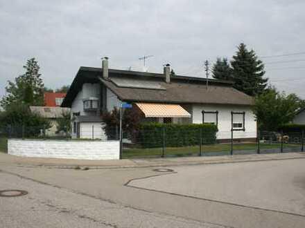 Freistehendes Einfamilienhaus mit unverbaubarer Alpen-Panorama-Sicht