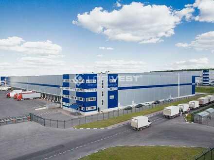 Provisionsfrei ! Projektierter Neubau einer Lager-und Logistikimmobilie in Niedernberg