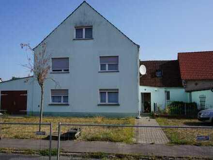 Ein-/Zweifamilienhaus im Hohen Fläming - Idylle pur garantiert