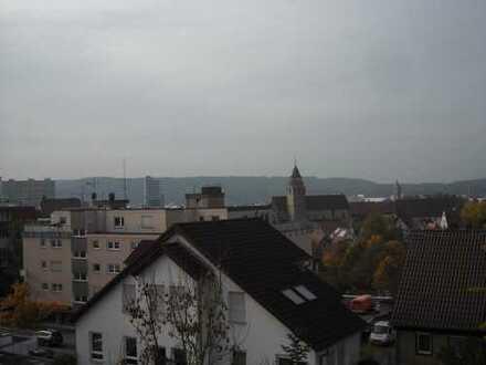 2-Zimmer-Dachgeschosswohnung, Loggia, Leonberg, 490,- Euro