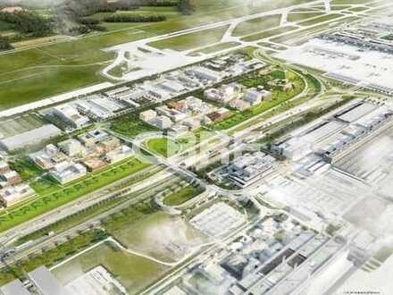 LABCAMPUS: Ihr Standort am Flughafen München - Innovation & Forschung – NEUBAU BÜROS ab ca. 500 m²