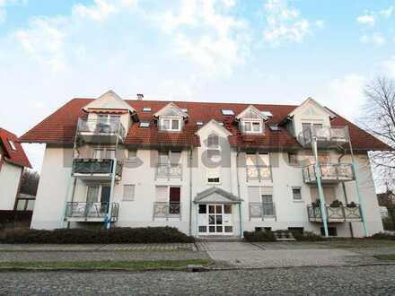 Gepflegtes Apartment mit Balkon und TG-Stellplatz im beliebten Böhlitz-Ehrenberg