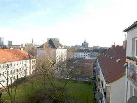 ERSTBEZUG am Dortmunder U: 2 Zimmer + KDB, Einbauküche, Süd-Balkon, WG-geeignet, nette Nachbarn