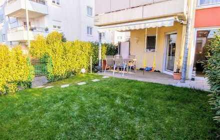Offene Besichtigung! Neuwertige Küche mit EBK, schöner Terrasse und Garten