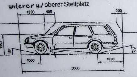 Garage Stellplatz Weststadt Karlsruhe 4% Rendite ! Reduzierung aufgrund von Sonderumlage !